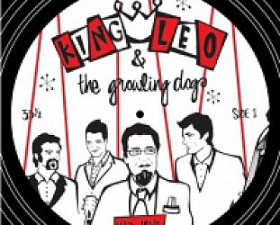 King Leo and the Growling Dogs: Mad Love (King Leo)