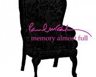 Paul McCartney: Memory Almost Full (Universal)