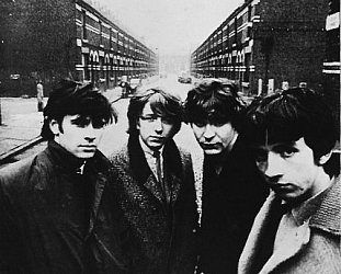 THE MERSEYBEATS: THE MERSEYBEATS, CONSIDERED (1964): Really mystified . . . and the mystifying rest of it