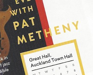 PAT METHENY, REVIEWED? (2020): Uber killed the taxi curb-car