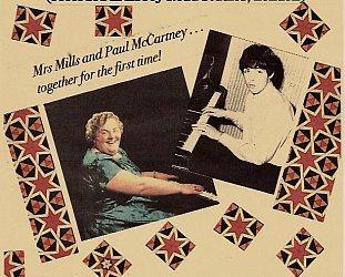 Elsewhere Art . . .  Mills and McCartney
