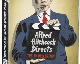 ALFRED HITCHCOCK DIRECTS: THE TV COLLECTION (Madman DVD)