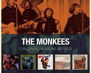 THE BARGAIN BUY: The Monkees; The Original Album Series (Rhino)