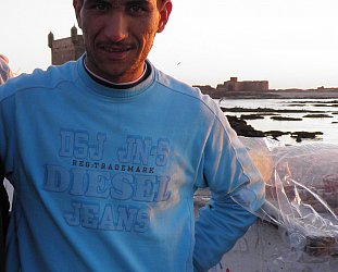 Essaouira, Morocco: The world according to Muhammed