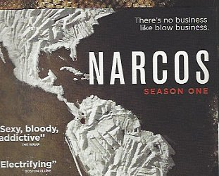 NARCOS, Seasons One and Two (Madman DVD/BluRay)