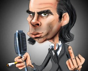 NICK CAVE, FROM OUTSIDER TO AUTEUR IN THE NINETIES: Let Love In to No More Shall We Part