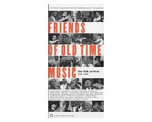Various: Friends of Old Time Music (Smithsonian Folkways/Elite)