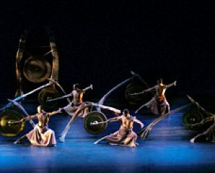 U-THEATRE OF TAIWAN: The sound of one drop dripping