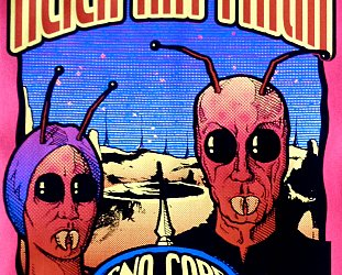 ALIEN ANT FARM INTERVIEWED (2002): Ant music again