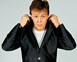 PAUL McCARTNEY SOLO CAREER PART 3, 1990-2000: Classical, pop and what else ya got?
