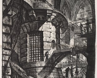 PIRANESI'S ENGRAVINGS: Exploring the dark discomforts of Roman ruins