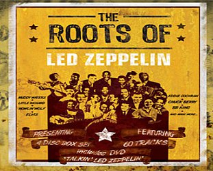 Various: The Roots of Led Zeppelin (Proper/Southbound)
