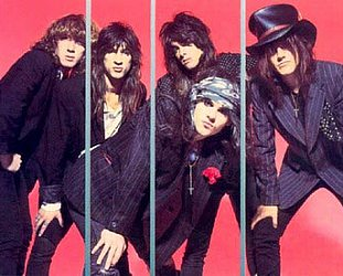 The Quireboys: White trash rhythm'n'booze