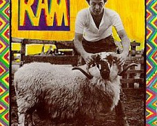 Paul and Linda McCartney: Ram (1971)