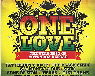 ONE WE MISSED: Various Artists; One Love, The Very Best of Aotearoa Reggae (Sony)