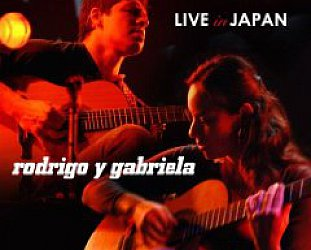 Rodrigo y Gabriela: Live in Japan (Shock)