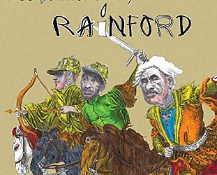 Lee Scratch Perry: Rainford (On U through Border)