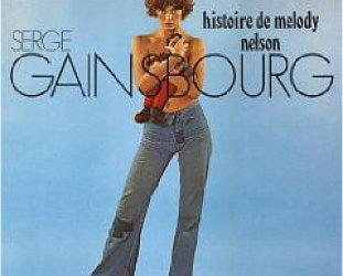 Serge Gainsbourg: Histoire de Melody Nelson (LightintheAttic/Rhythmethod)