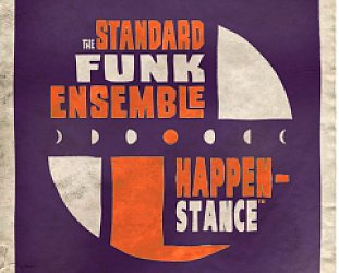 Standard Funk Ensemble: Happenstance (jazzpiano.co.nz)