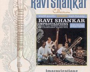 Ravi Shankar, Improvisations (1962)