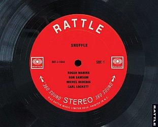 Manins/Samsom/Benebig/Lockett: Shuffle (Rattle)