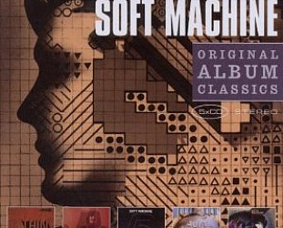 "THE BARGAIN BUY: The Sony ""Original Album Classics"" series: Soft Machine"