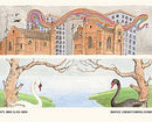 White Swan Black Swan: White Swan Black Swan (Arch Hill)