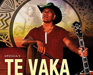 Te Vaka: Amataga/The Beginning (Border)