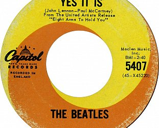 The Beatles: Yes It Is, demos (1965)