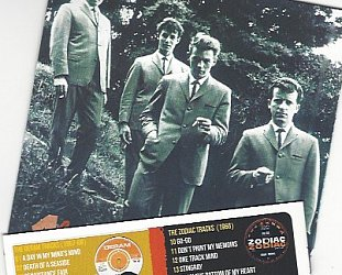 The Four Fours; Complete Singles 1963-66. Human Instinct and the Four Fours; 1983-68 (both Frenzy)