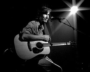 TOWNES VAN ZANDT INTERVIEWED (1988): Say hello and wave goodbye
