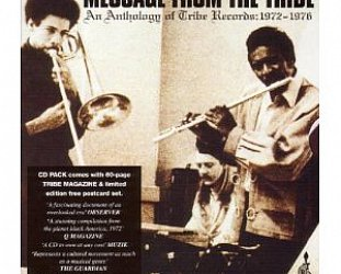 Various Artists: Message from the Tribe (Universal Sound/Southbound)