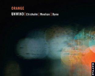 Unwind: Orange (Rattle, CD+DVD)