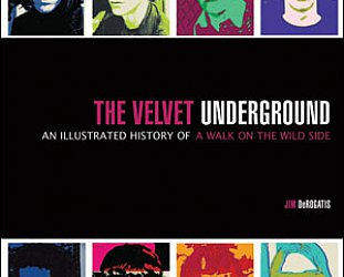THE VELVET UNDERGROUND: AN ILLUSTRATED HISTORY OF A WALK ON THE WILD SIDE by JIM DeROGATIS: When the whip comes down
