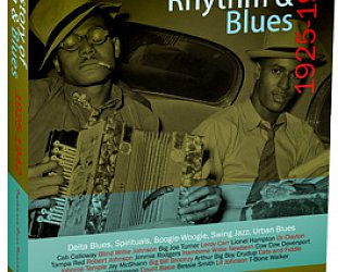 Various Artists: The History of Rhythm and Blues 1925-1942 (Rhythmandblues/Southbound 4 CD Set)