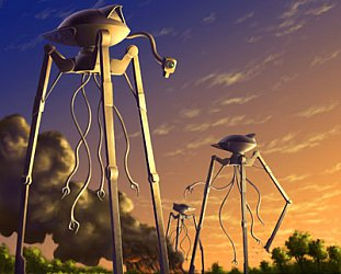 WAR OF THE WORLDS, a doco by CATHLEEN O'CONNELL (2013): A million to one, they said