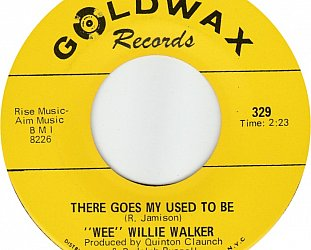 Wee Willie Walker: There Goes My Used to Be (1967)
