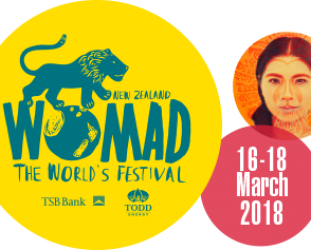 TWO WOMAD ACTS FOR 2018 ANNOUNCED