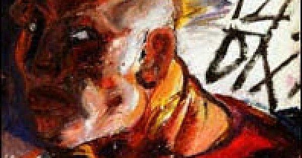 Painting Otto Dix Art