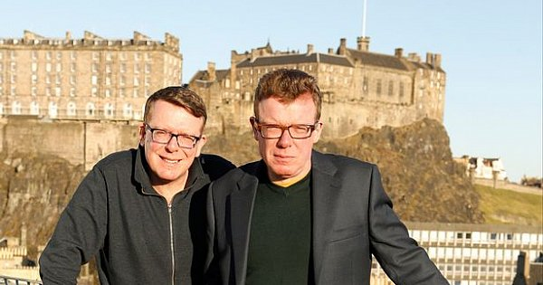 Are the proclaimers irish