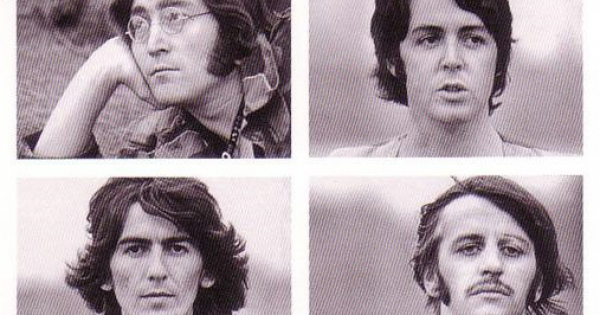 THE BEATLES: THE WHITE ALBUM REMASTERED AND EXPANDED (2018): You say