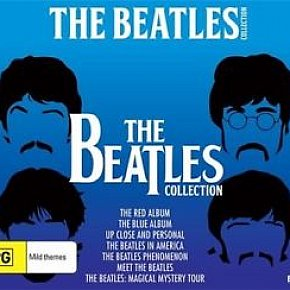 THE BARGAIN BUY: The Beatles Collection (4 DVD set)