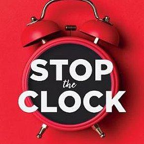 STOP THE CLOCK by GORDON McLAUCHLAN