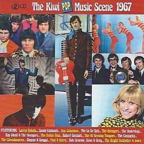 Various Artists: The Kiwi Pop Music Scene 1967 (Frenzy)