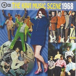 Various Artists: 1968, The Kiwi Music Scene (Frenzy)