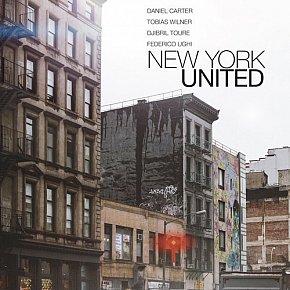 Carter/Wilner/Toure/Ughi: New York United (577 Records/Southbound)