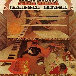 RECOMMENDED REISSUE: Stevie Wonder: Fulfillingness' First Finale (Universal)