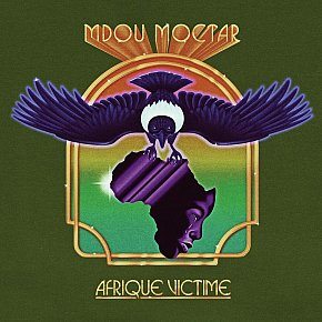 Mdou Moctar: Afrique Victime (Matador/digital outlets)