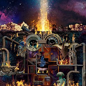 Flying Lotus: Flamagra (Warp/Border)