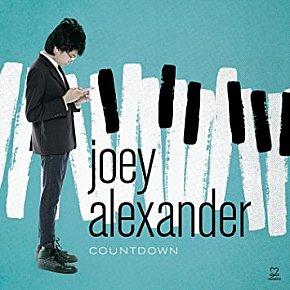 Joey Alexander: Countdown (Motema/Ode)